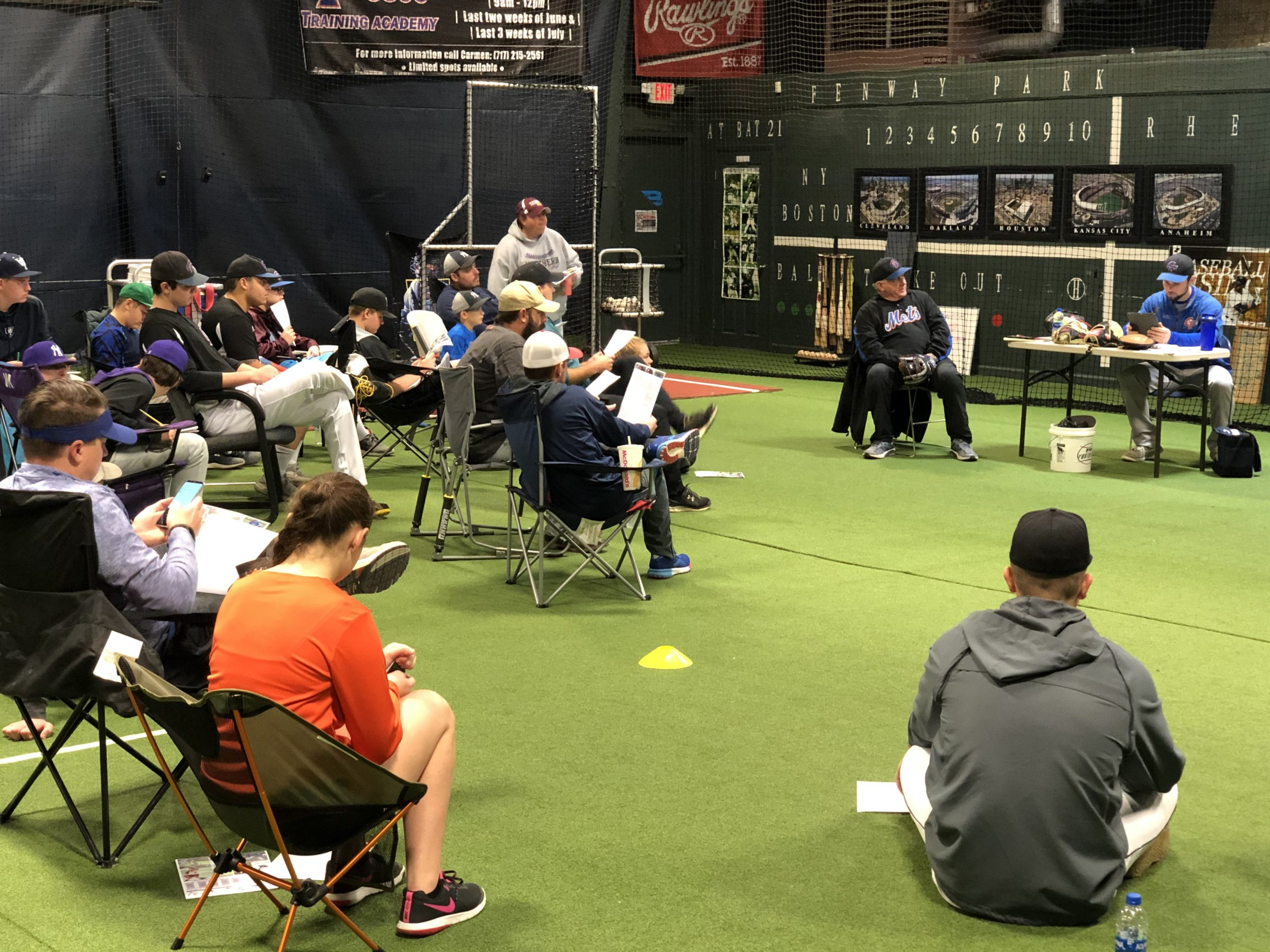 Thoughts from Fielding Discussion