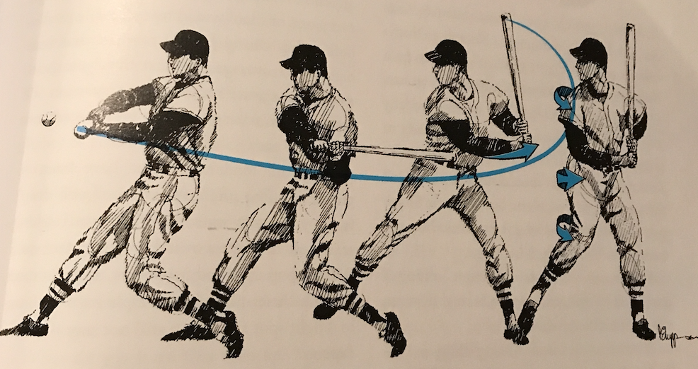Common Hitting Flaws: Steep Path to the Ball